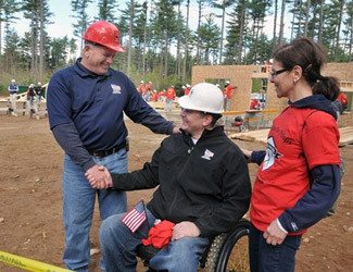 Homes For Our Troops – Granby, MA: News Coverage